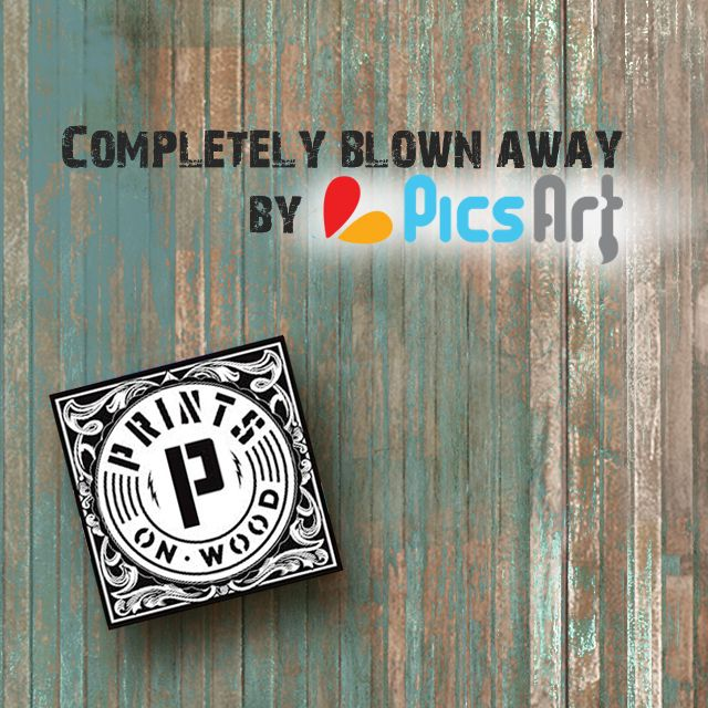 PicsArt review by Printswood.com