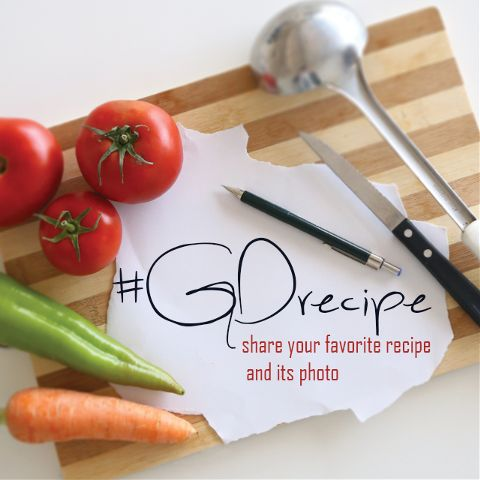 recipe graphic design contest