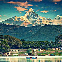 nepal hdr nature nepali photography