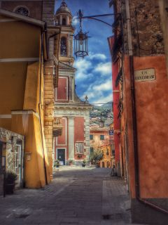 city hdr photography colorful travel