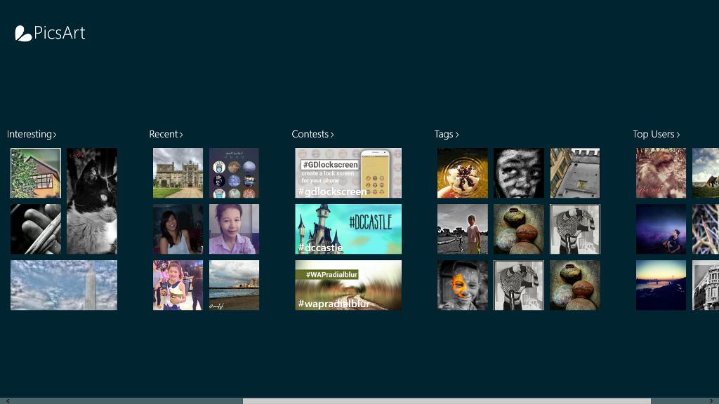 PicsArt Arrives on Windows 8 1 Desktops, Notebooks & Tablets