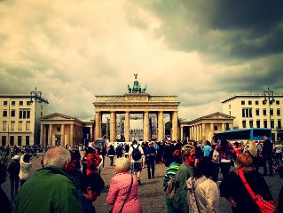 alexanderplatz berlin german big