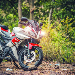 yamaha r15 sports vehicle hdr