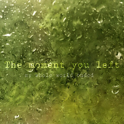 rain window quotes & sayings photography hdr