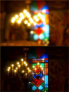 bokeh colorful candle travel quotes & sayings