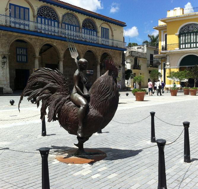 At Havana, Cuba. :D #freetoedit guys. #travel #summer #abstract #animals