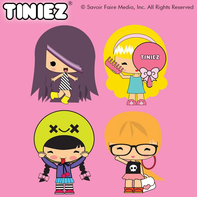tiniez clipart and stickers