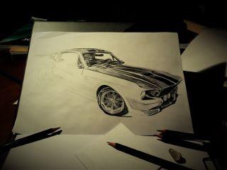 art drawing pencilart cars