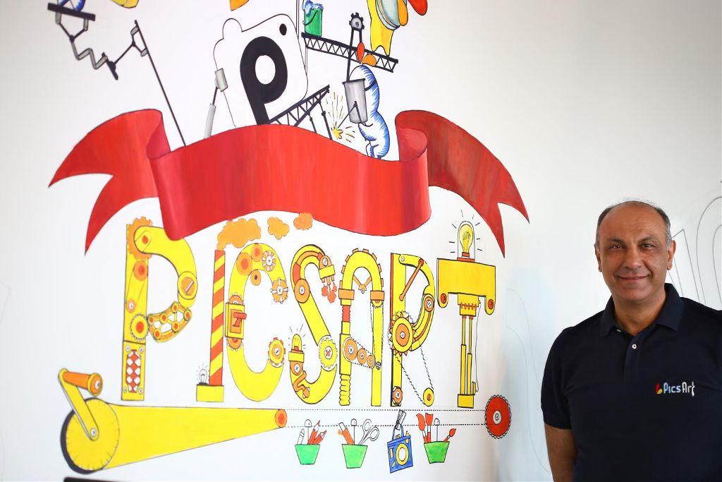 PicsArt CEO Hovhannes Avoyan