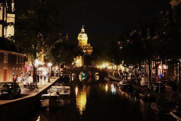 travel europe amsterdam